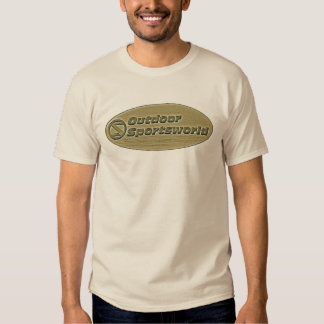 Utomhus- Sportsworld T-tröja Tshirts