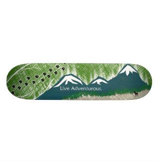 Utomhus- stiga ombord skateboard decks
