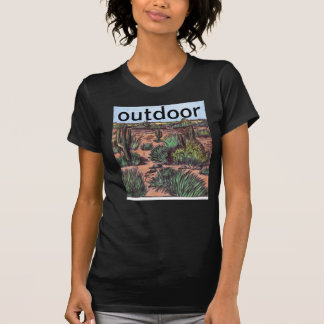 utomhus- tshirts