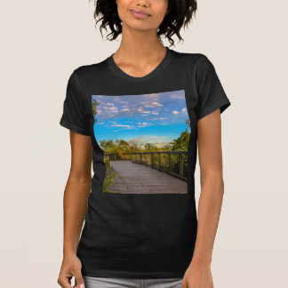 utomhus- t-shirts