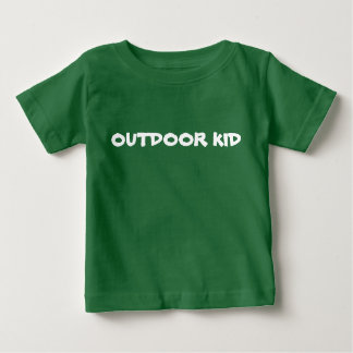Utomhus- ungeskjorta tröjor