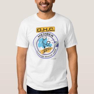 Utomhus- vård- skjorta för klubbstrandvolleyboll tshirts
