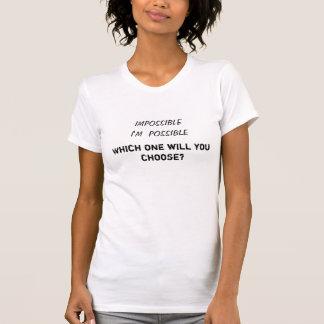 Utomhus- Yogini utslagsplats T-shirts