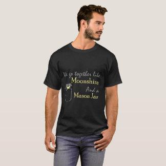 Utopier och en masonburk t shirts