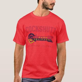 Utrustning för Cockshutt vintagelantgård T-shirt