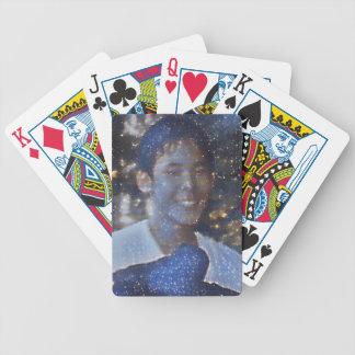 utrymme för daniel dröm- pojkekort spelkort