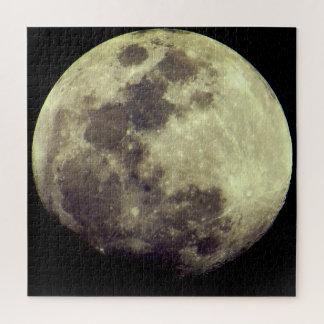 Utrymme för fullmåne | pussel