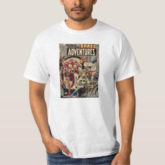 utrymmeäventyr 12 t-shirts