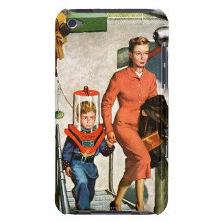 Utrymmehandelsresande iPod Case-Mate Case