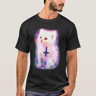 Utrymmekattunge med den inverterade kor tröjor