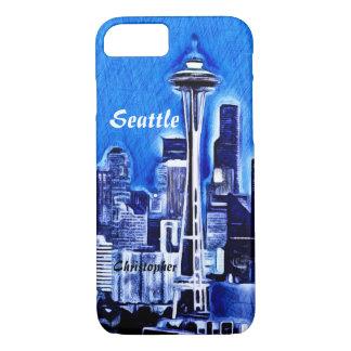 Utrymmenålen - Seattle, Washington