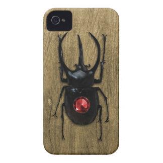 Utskjutande Samurai och RubyGem Case-Mate iPhone 4 Fodraler