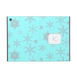 Utskrivaven vinter Bling för iPad Mini Skydd