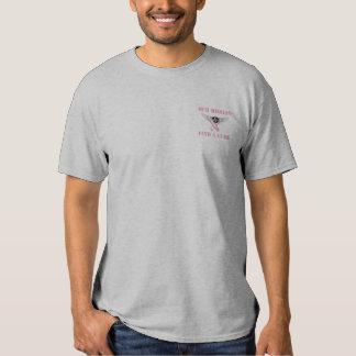 Utslagsplats 2 för fundraiser för t-shirts