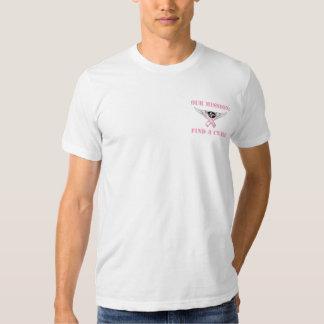 Utslagsplats 3 för fundraiser för t shirt