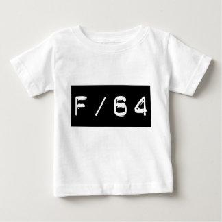 Utslagsplats för baby F/64 Tshirts