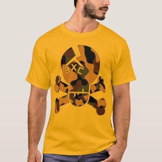"""Utslagsplats för Excelsior""""Camo ben"""" T-shirt"""