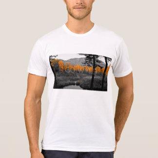 Utslagsplats för GoWyld Poly bomullsblandning T Shirts