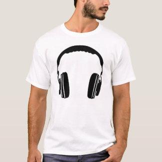 utslagsplats för hörlurarhörlurar med tröjor