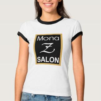 Utslagsplats för Mona Z damRinger (den mindre Tshirts