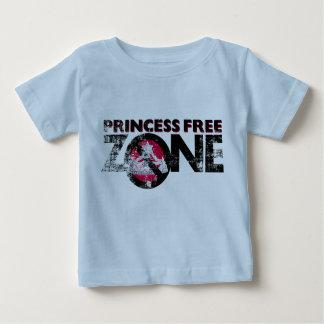 Utslagsplats för PFZ-logotypbaby med hjärtfel Tshirts