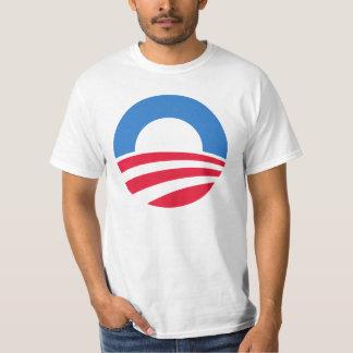 Utslagsplats för presidentBarack Obama logotyp Tröjor