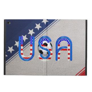 UTSLAGSPLATSfotboll USA Powis iPad Air 2 Skal