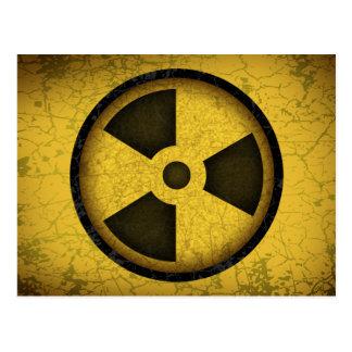 Utstrålning - cl-dist-2 vykort