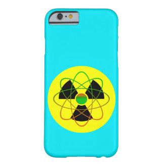 UtstrålningsAtomiPhone 6/6s, mobilt fodral Barely There iPhone 6 Fodral