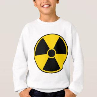 Utstrålningsfaran undertecknar t shirts