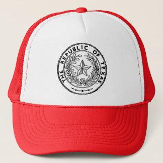 Utträda ur republiken av Texas Truckerkeps