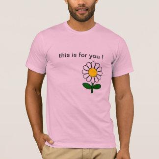 Uttryckligt dina känslor! t shirt