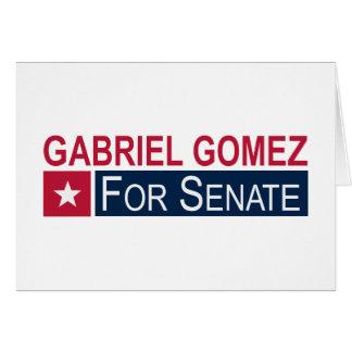 Utvalda Gabriel Gomez Hälsningskort