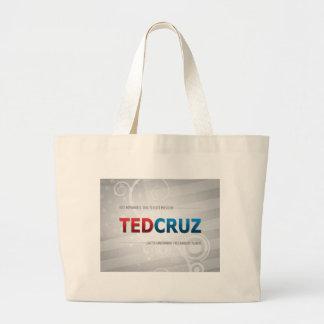 Utvalda Ted Cruz 2016 Jumbo Tygkasse