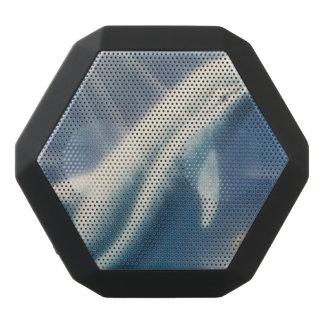 V025- Delfindrömmare Svart Bluetooth Högtalare