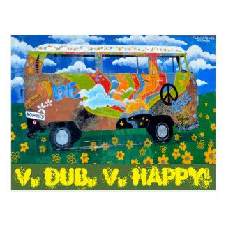 V. Dub V.Happy! Vykort