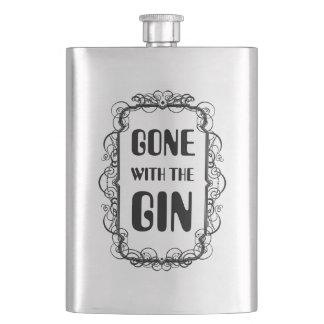 Väck med ginen fickplunta