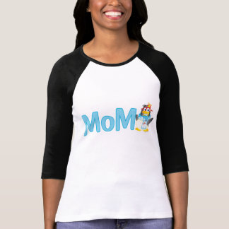 Vacklandepingvingåva för mamma - t-shirt