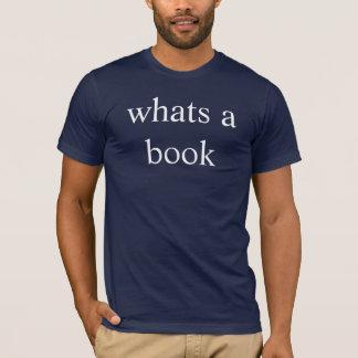 vad är en bok tee