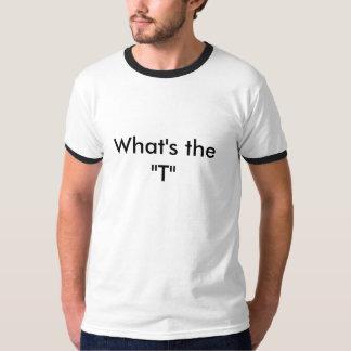 """Vad är """"Ten """", Tee"""