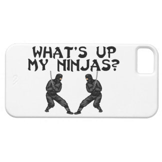 Vad är upp min Ninjas iPhone 5 Case-Mate Cases