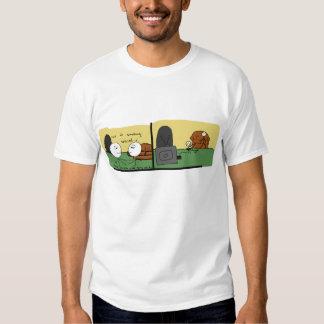 Vad de är tänkande t-shirt