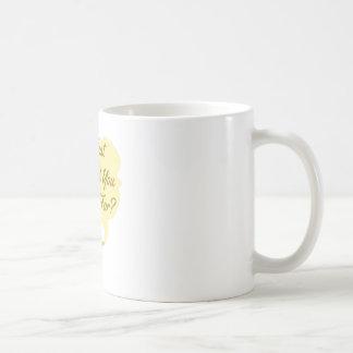 Vad du önskar kaffemugg