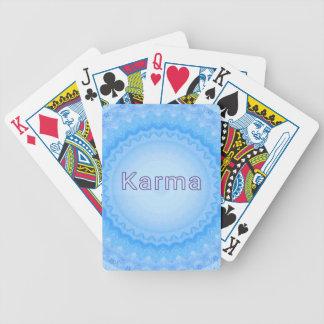 Vad går runt om… den mjuka pastellfärgade spelkort