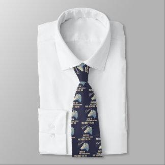Vad inte dödar dig slips
