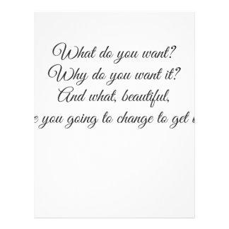 Vad önskar du? brevhuvud