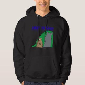Vad skuggar hoodie