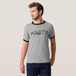 Vad?! T-tröja T Shirts