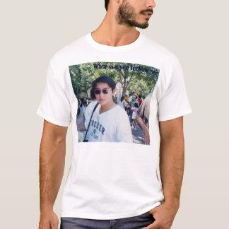 Vad tittar du? t-shirt
