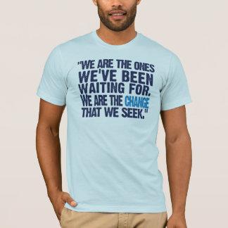 Vad vi har väntat tshirts